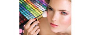 Eyeshadow & Blusher Palette