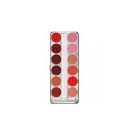 Kryolan Lip Rouge Palette 12color -Classic 2