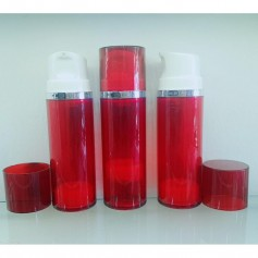 140ml Airless Pump Cosmetic Bottle Lotion Cream Bottles Container.