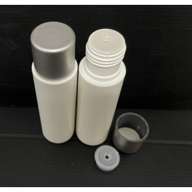 20pcs/Lot of 60ml s/w bottle with silver Screw Cap.