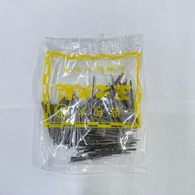 ready stock/ 100pcs aluminum hair pin