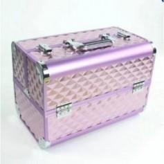 Beaute4u Professional Cosmetic Makeup Storage Beauty Box Organizer (Black Color) - Fulfilled By Beaute4u