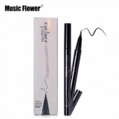 Music Flower Eyeliner Liquid Pen Black Eyeliner.-ORIGINAL - Fulfilled By Beaute4u