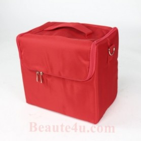 Makeup Professional Storage Beauty Box Travel Cosmetic Organizer Carry Case