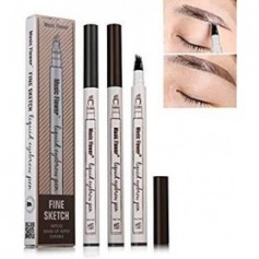 Music Flower Fine Sketch Liquid Eyebrow Pen.-ORIGINAL-READY STOCk - Fulfilled By Beaute4u