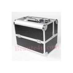 Fashion cosmetic storage box organizer makeup box for women