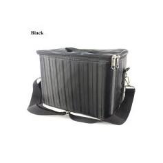 Portable Cosmetic Bag for Makeup Kit -05 (Black)