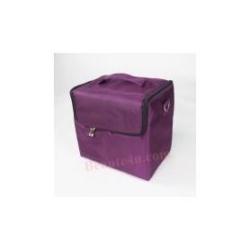Makeup Box -2014B Purple Color